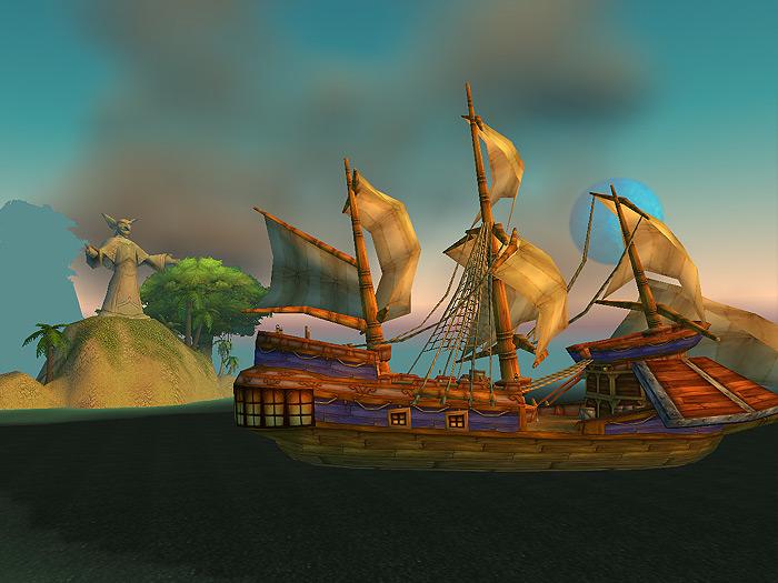 bateau wow